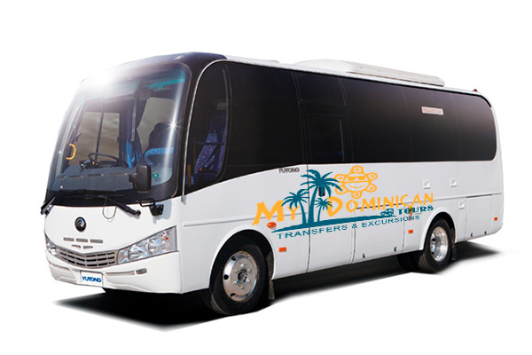 PUNTA CANA TRANSFER PRIVADOS EN BUS